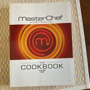 Master Chef Australia Cookbook Volume 1
